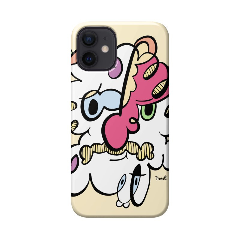 Doodle of the day VIII Accessories Phone Case by Favati