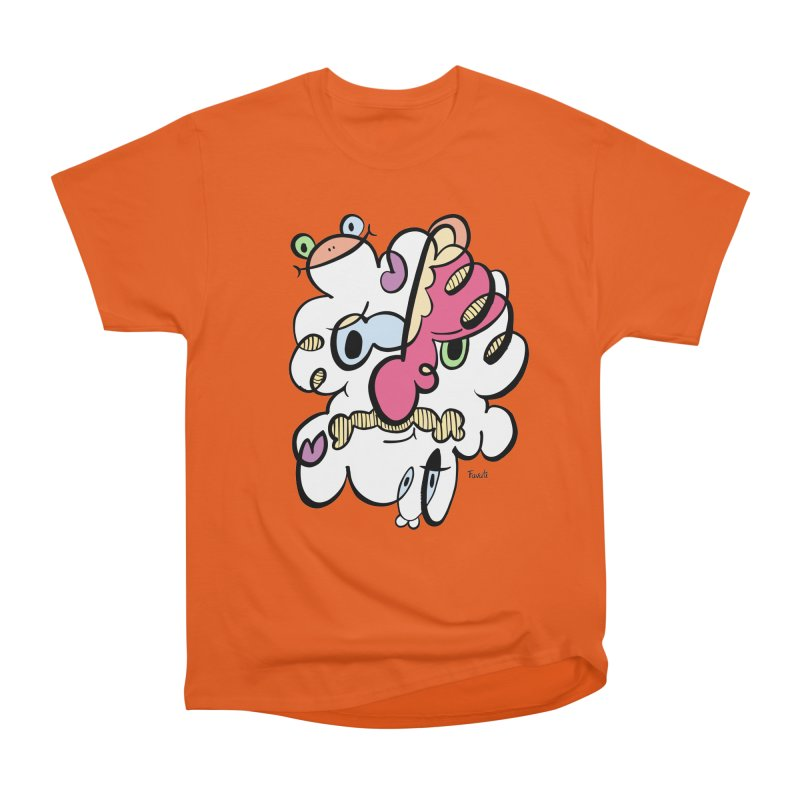 Doodle of the day VIII Men's Heavyweight T-Shirt by Favati