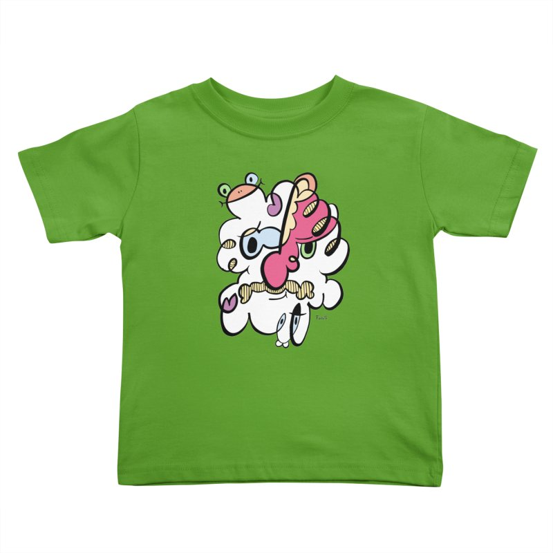 Doodle of the day VIII Kids Toddler T-Shirt by Favati