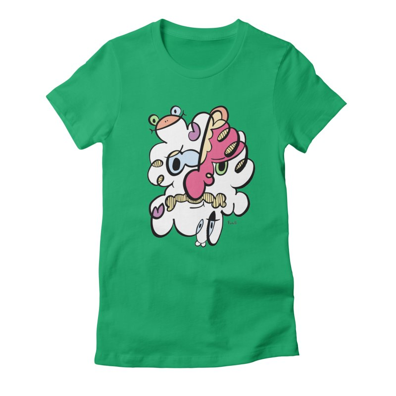 Doodle of the day VIII Women's T-Shirt by Favati