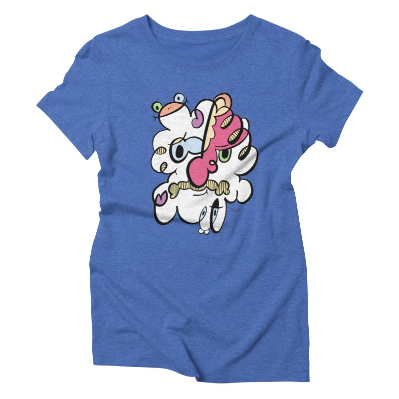 Doodle of the day VIII Women's Triblend T-Shirt by Favati