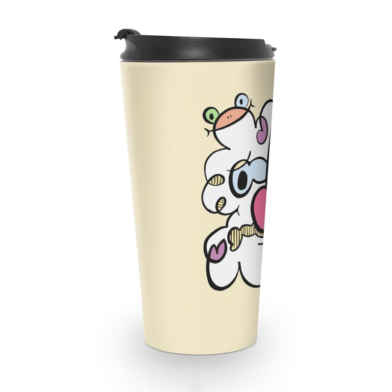 Doodle of the day VIII Accessories Travel Mug by Favati