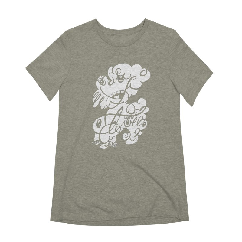 The Doodle Family Women's Extra Soft T-Shirt by Favati