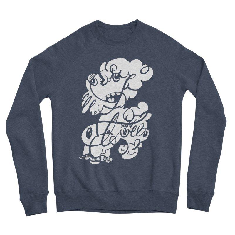 The Doodle Family Women's Sponge Fleece Sweatshirt by Favati