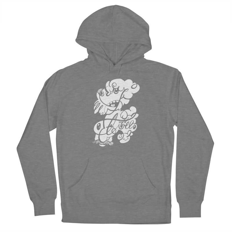 The Doodle Family Women's Pullover Hoody by Favati