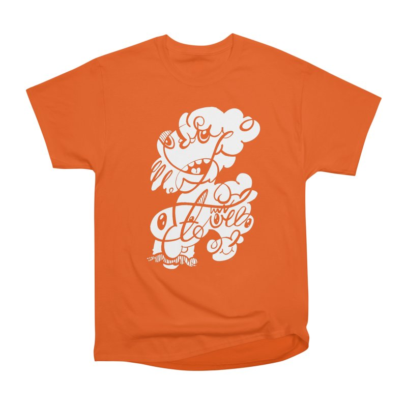 The Doodle Family Men's Heavyweight T-Shirt by Favati