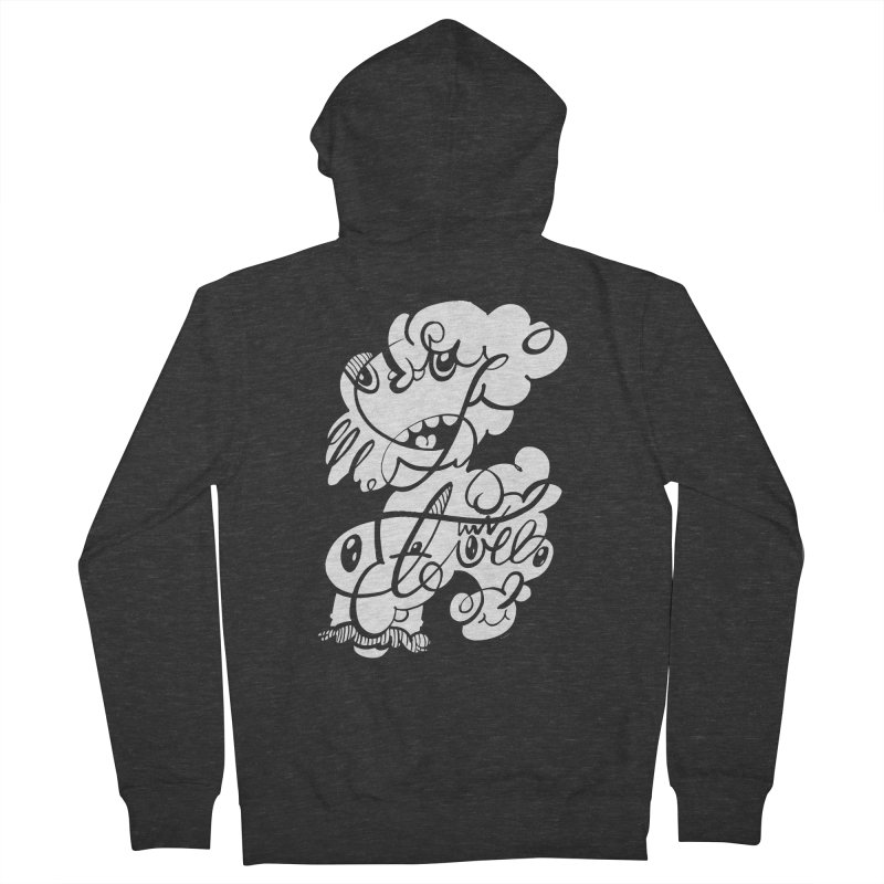 The Doodle Family Women's French Terry Zip-Up Hoody by Favati