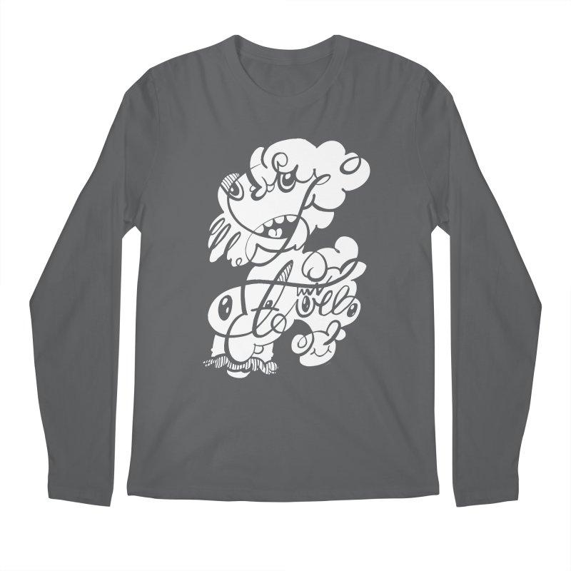 The Doodle Family Men's Longsleeve T-Shirt by Favati
