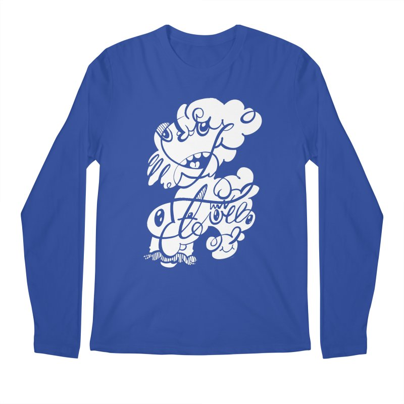 The Doodle Family Men's Longsleeve T-Shirt by Favati