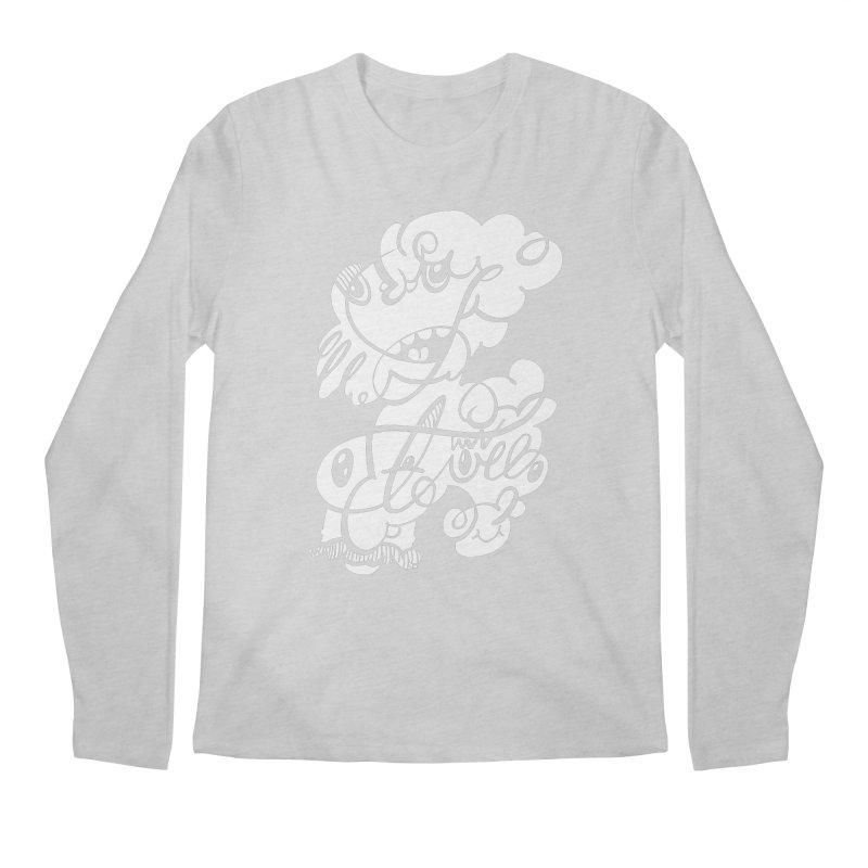 The Doodle Family Men's Regular Longsleeve T-Shirt by Favati