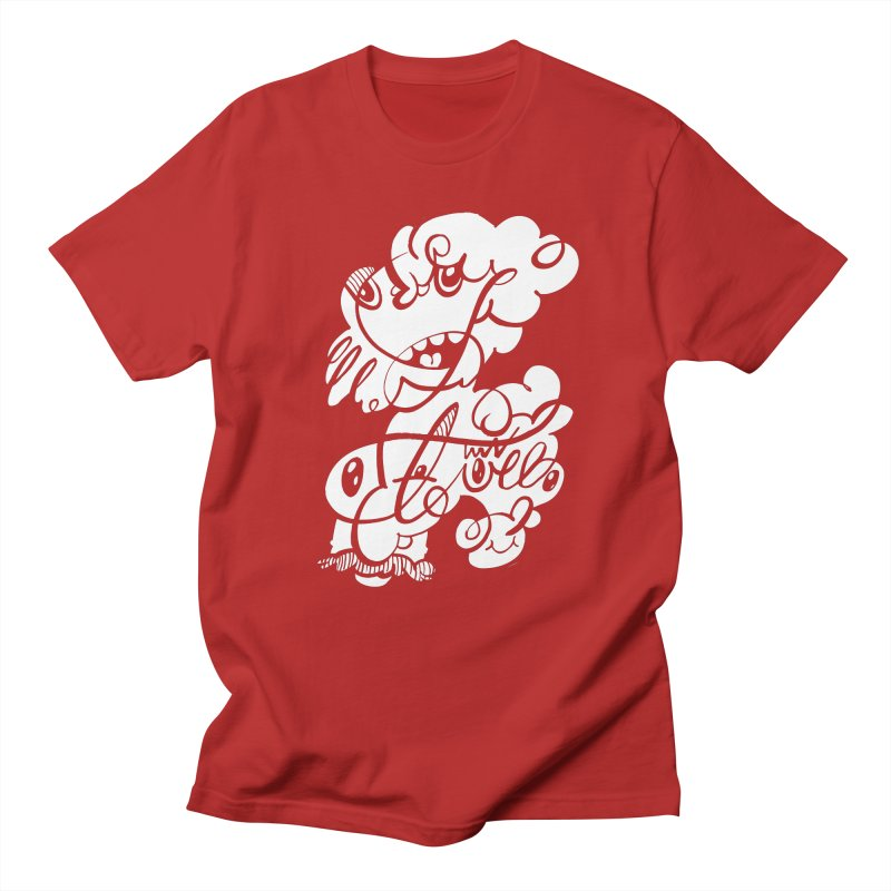 The Doodle Family Men's T-shirt by Favati
