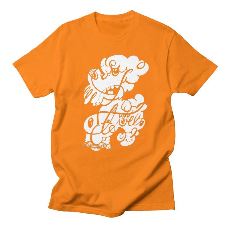 The Doodle Family Men's Regular T-Shirt by Favati