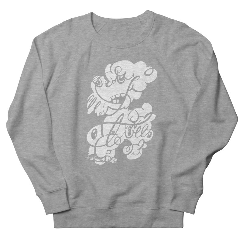 The Doodle Family Men's French Terry Sweatshirt by Favati