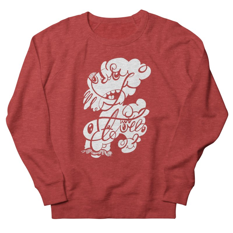 The Doodle Family Men's Sweatshirt by Favati