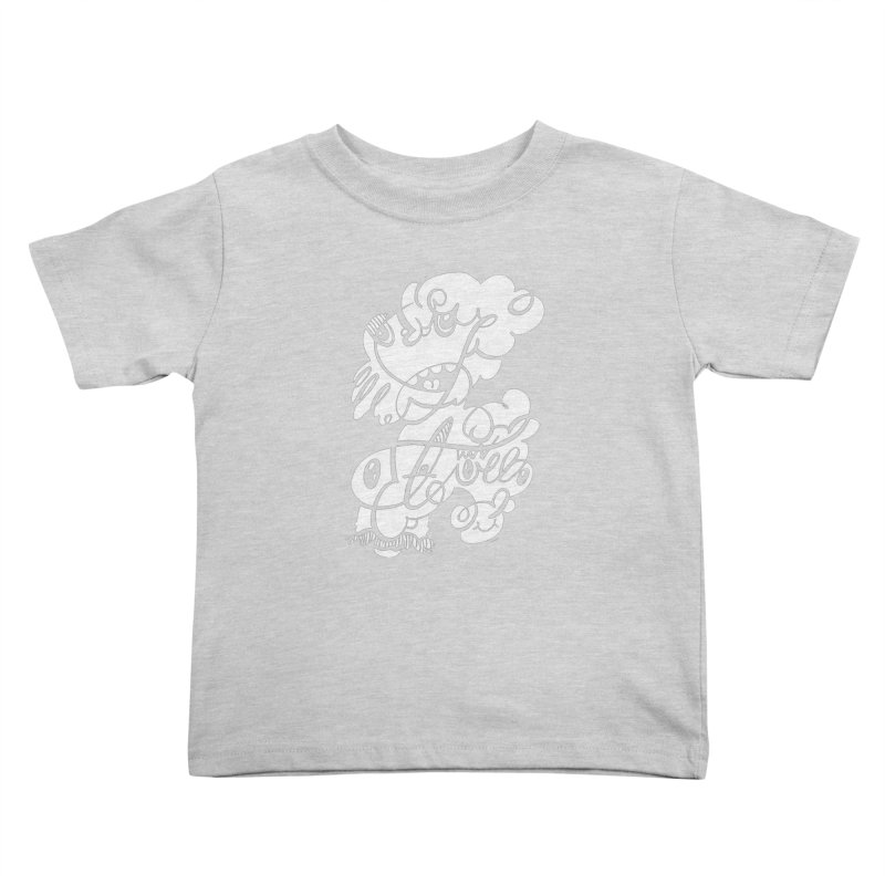 The Doodle Family Kids Toddler T-Shirt by Favati