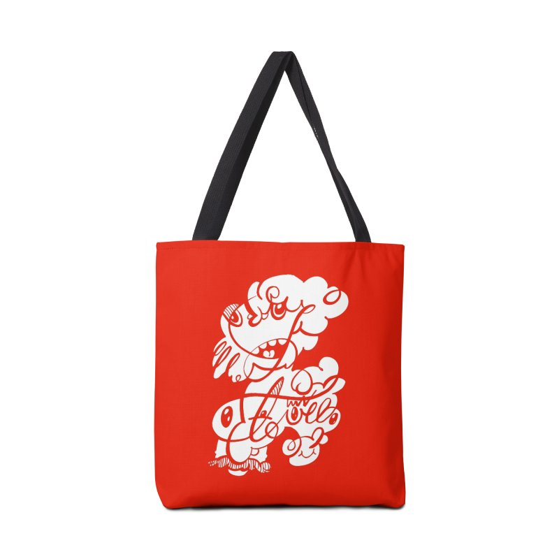 The Doodle Family Accessories Tote Bag Bag by Favati