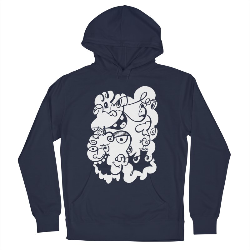 Doodle of the day IV Women's Pullover Hoody by Favati