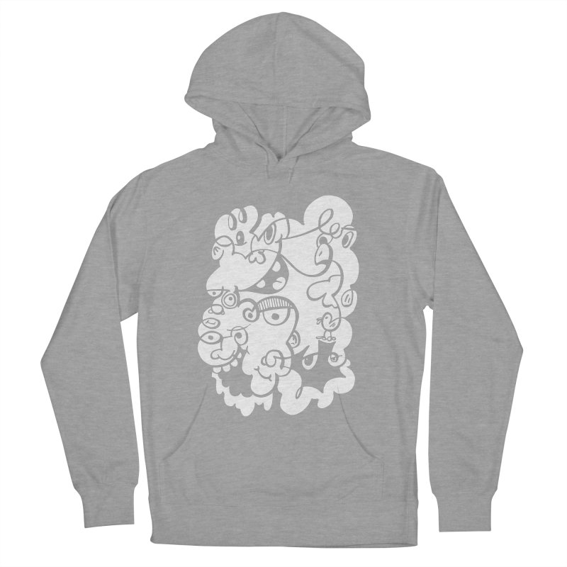 Doodle of the day IV Men's Pullover Hoody by Favati