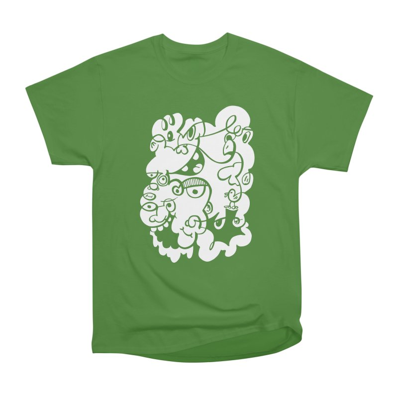 Doodle of the day IV Men's Classic T-Shirt by Favati