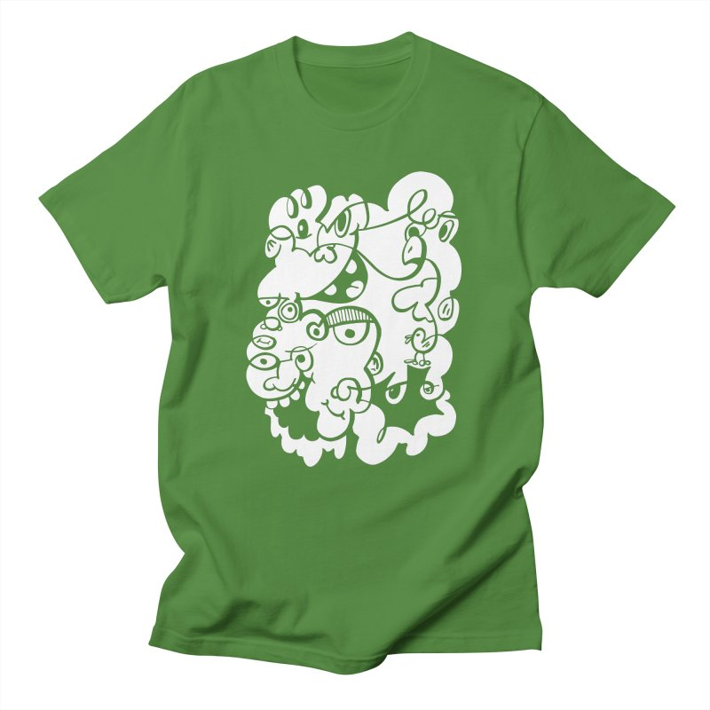 Doodle of the day IV Men's Regular T-Shirt by Favati