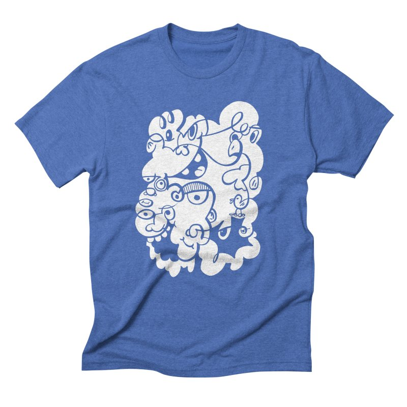 Doodle of the day IV Men's Triblend T-Shirt by Favati