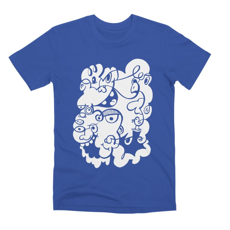 Doodle of the day IV Men's Premium T-Shirt by Favati