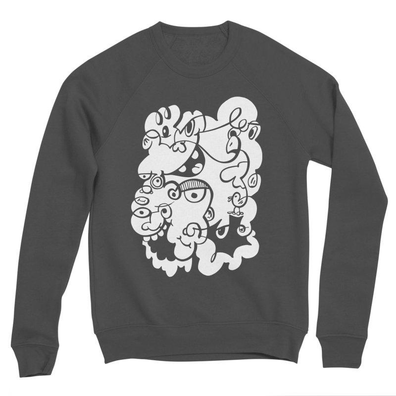 Doodle of the day IV Women's Sponge Fleece Sweatshirt by Favati