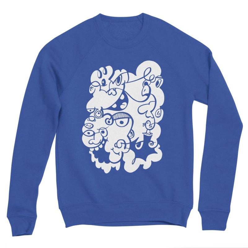 Doodle of the day IV Men's Sponge Fleece Sweatshirt by Favati
