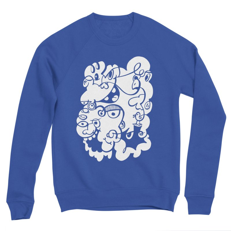 Doodle of the day IV Women's Sponge Fleece Sweatshirt by Favati