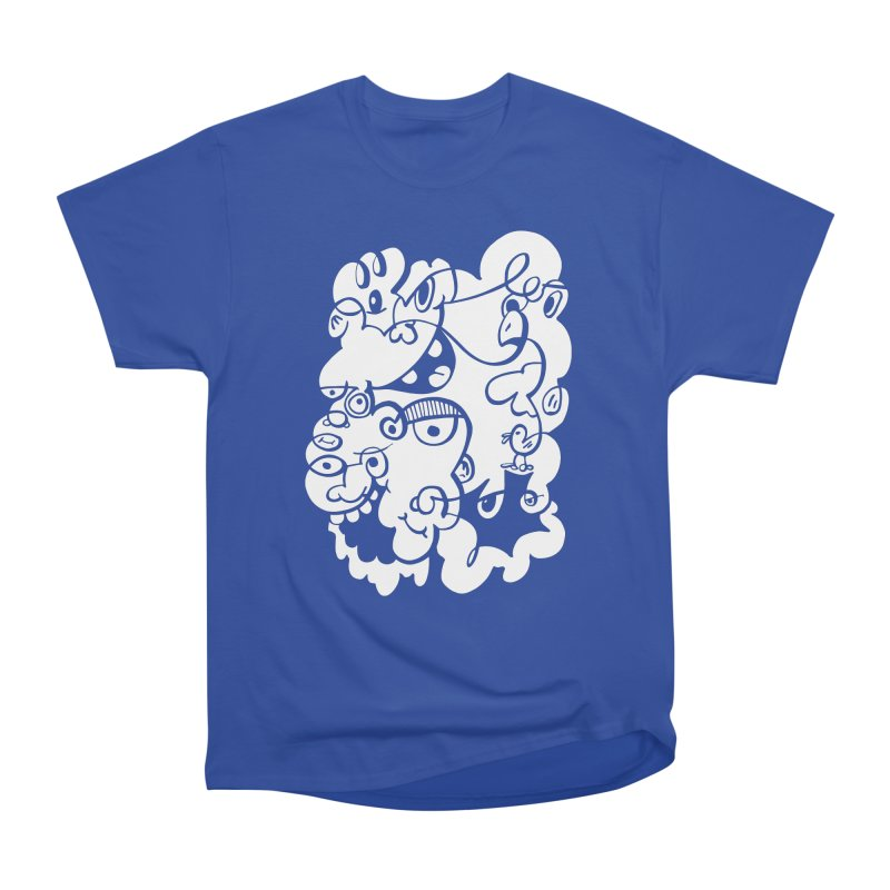 Doodle of the day IV Men's Heavyweight T-Shirt by Favati