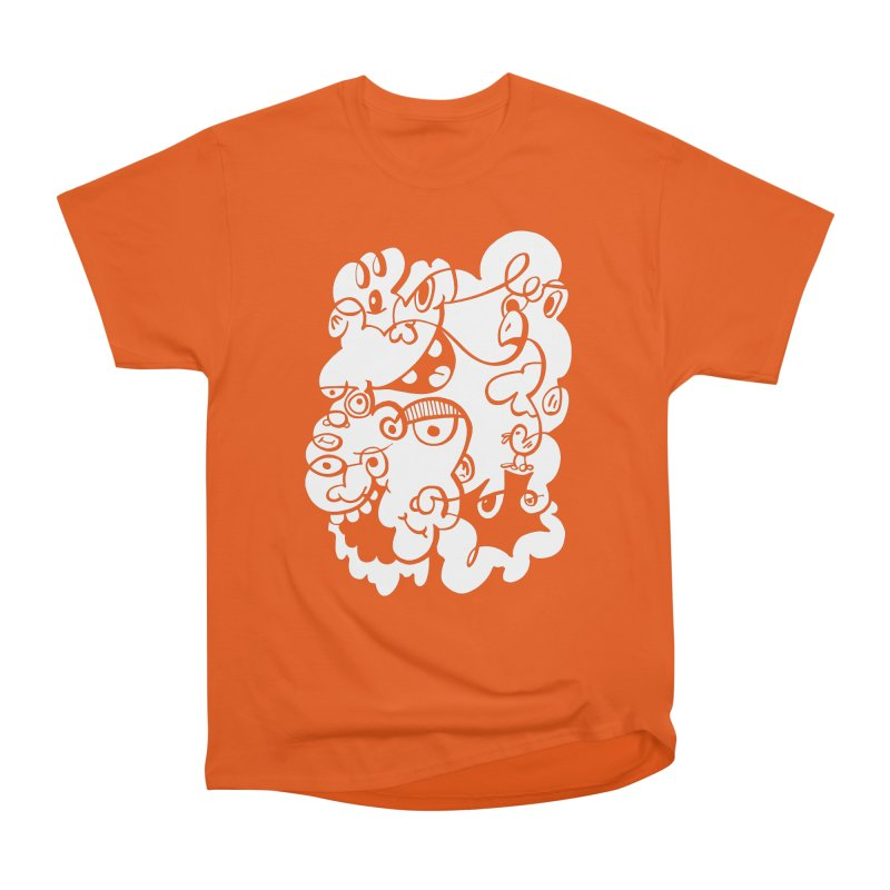 Doodle of the day IV Women's Heavyweight Unisex T-Shirt by Favati