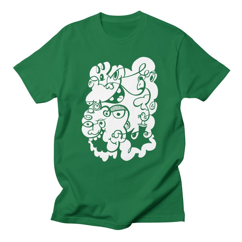 Doodle of the day IV Women's Regular Unisex T-Shirt by Favati