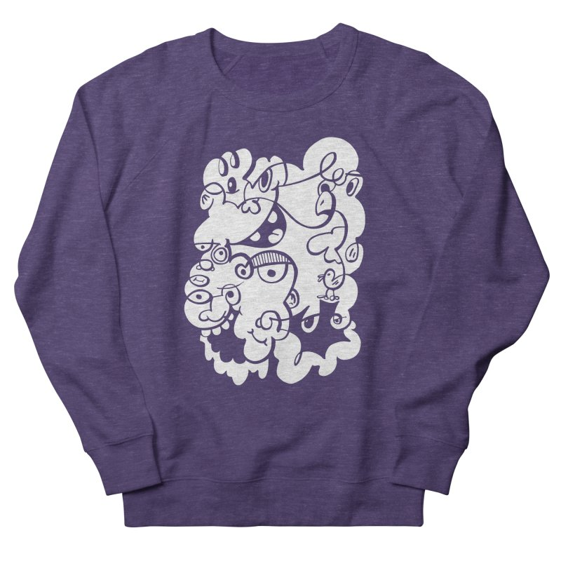 Doodle of the day IV Men's French Terry Sweatshirt by Favati