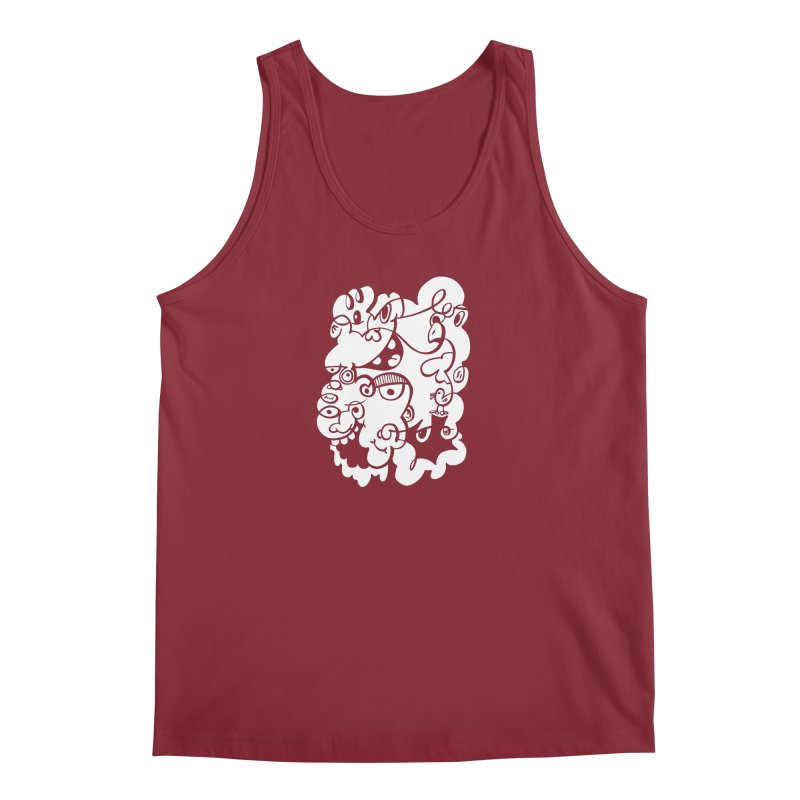 Doodle of the day IV Men's Tank by Favati