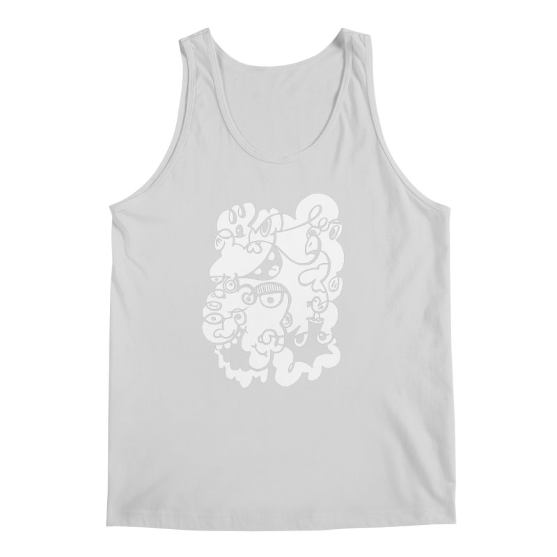Doodle of the day IV Men's Regular Tank by Favati