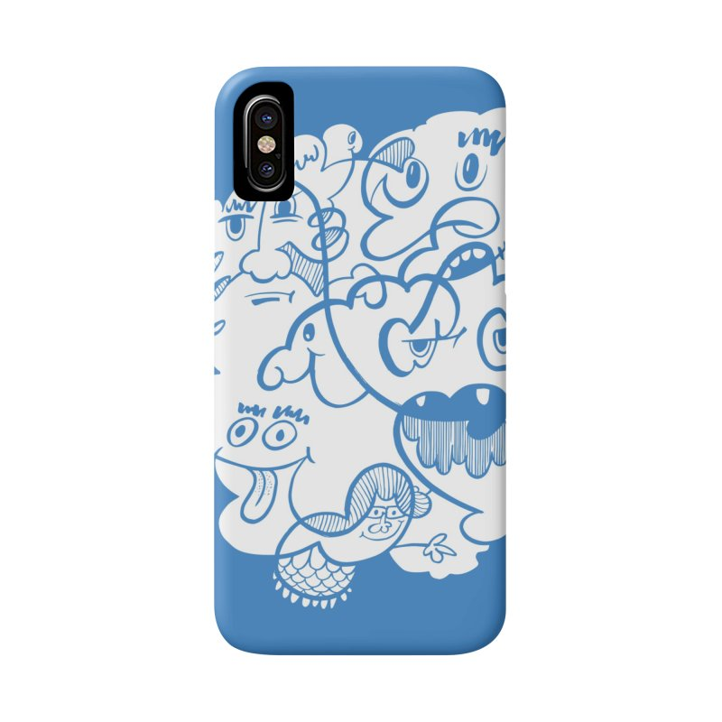 Just another doodle Accessories Phone Case by Favati