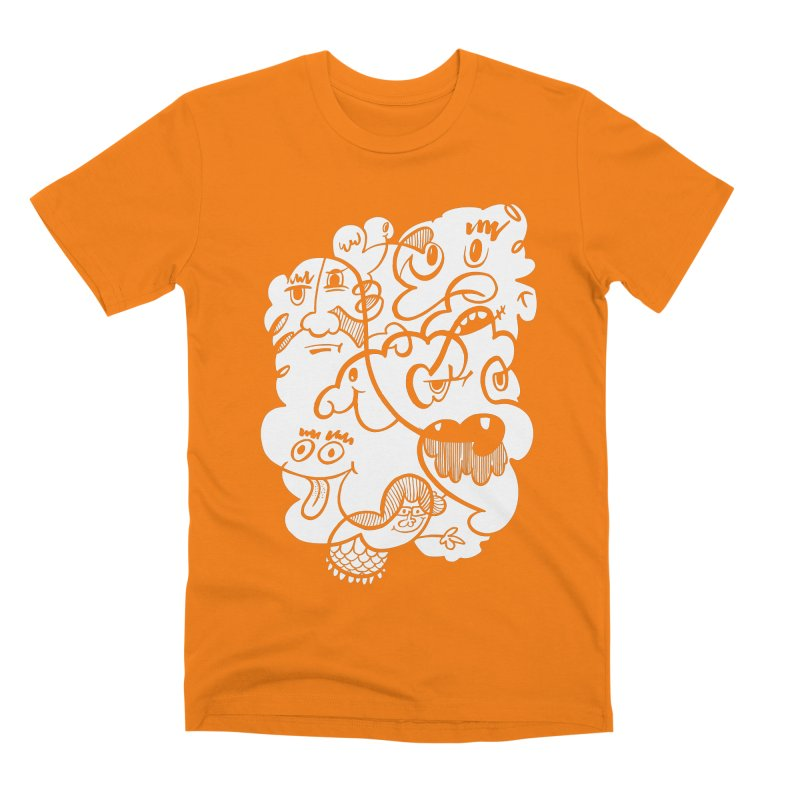 Just another doodle Men's Premium T-Shirt by Favati