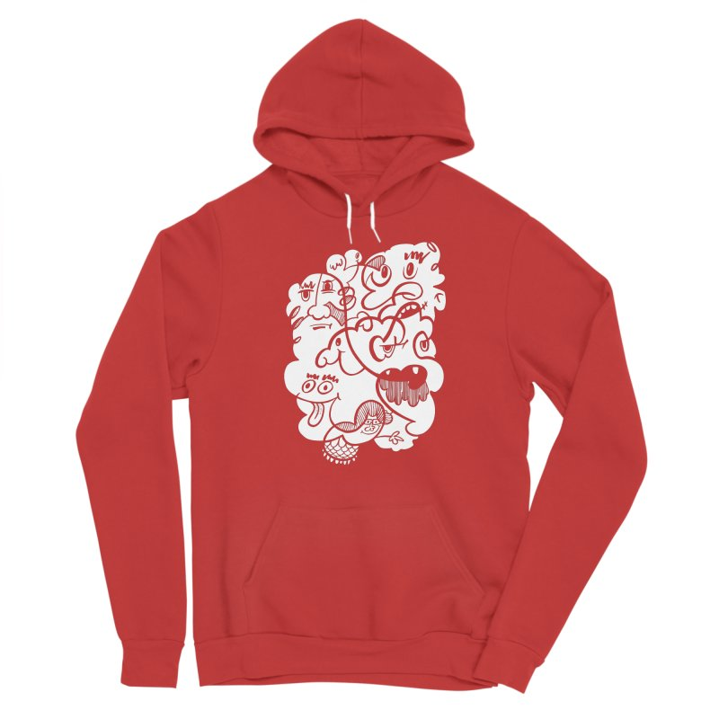 Just another doodle Women's Pullover Hoody by Favati