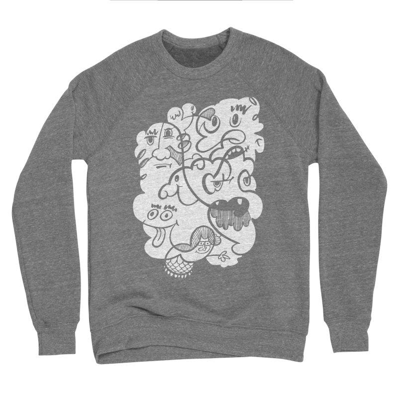 Just another doodle Women's Sponge Fleece Sweatshirt by Favati