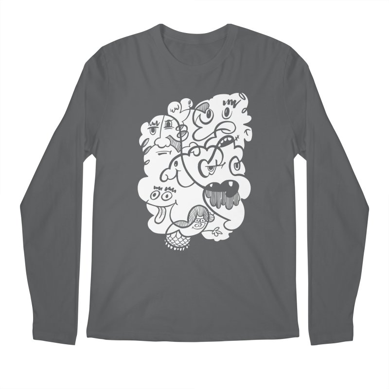 Just another doodle Men's Longsleeve T-Shirt by Favati