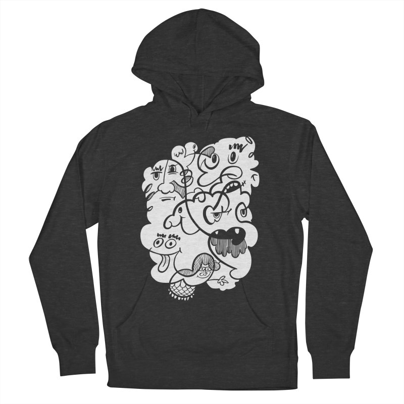 Just another doodle Women's French Terry Pullover Hoody by Favati