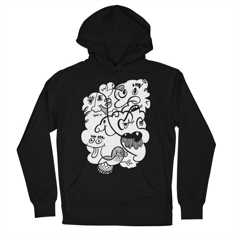 Just another doodle Men's French Terry Pullover Hoody by Favati