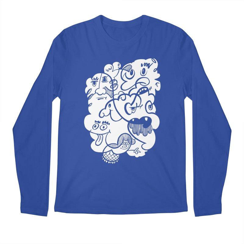 Just another doodle Men's Regular Longsleeve T-Shirt by Favati