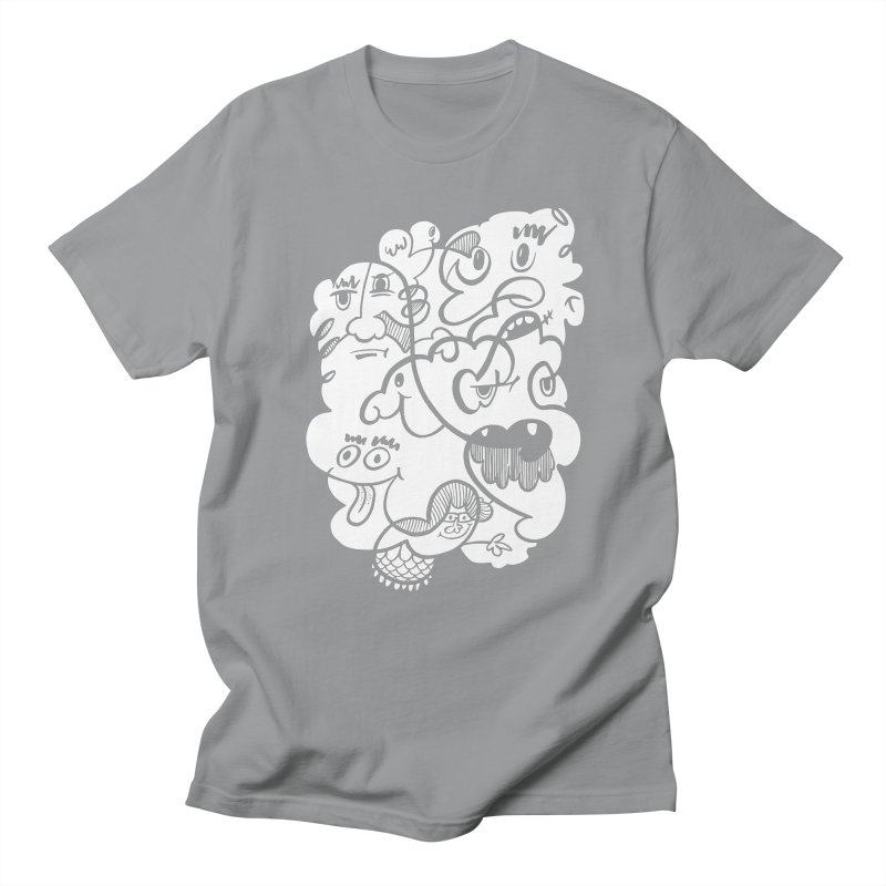 Just another doodle Women's Regular Unisex T-Shirt by Favati