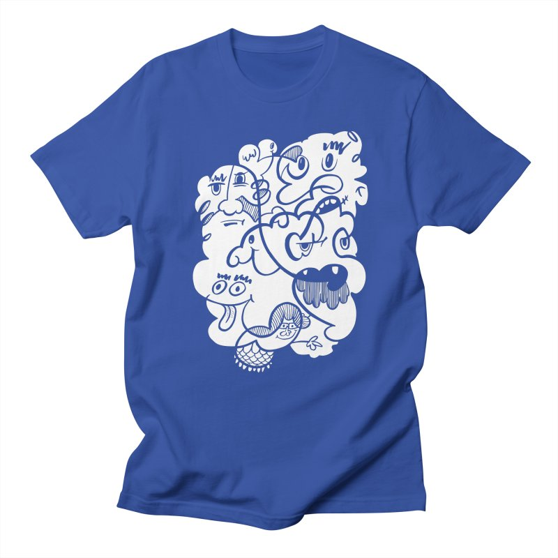 Just another doodle Men's Regular T-Shirt by Favati