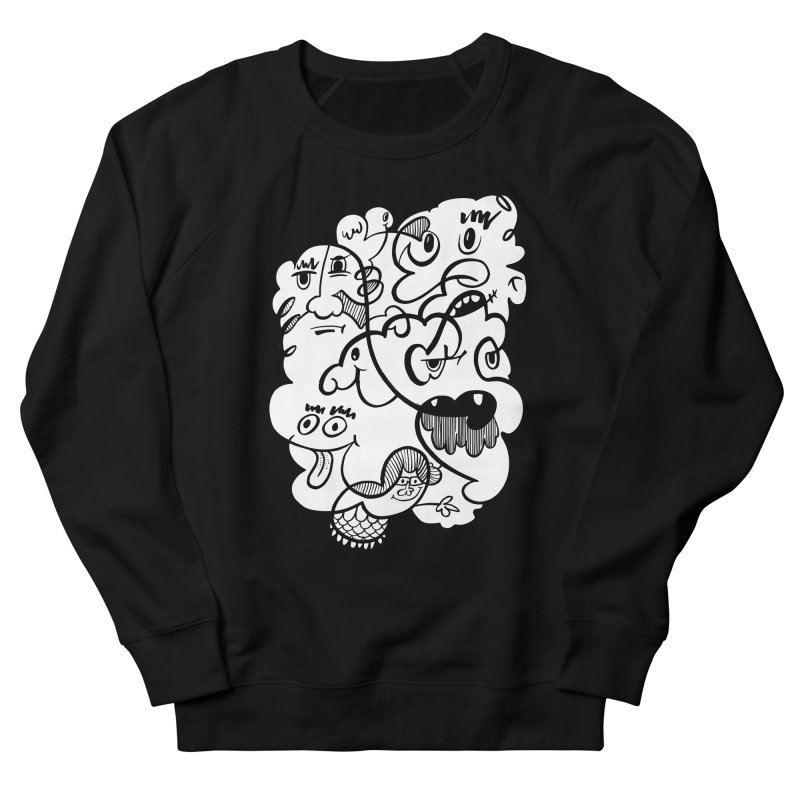 Just another doodle Men's French Terry Sweatshirt by Favati