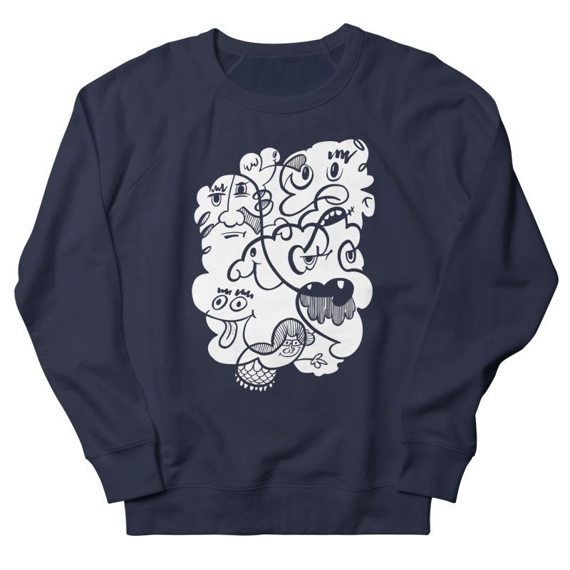 Just another doodle Men's Sweatshirt by Favati