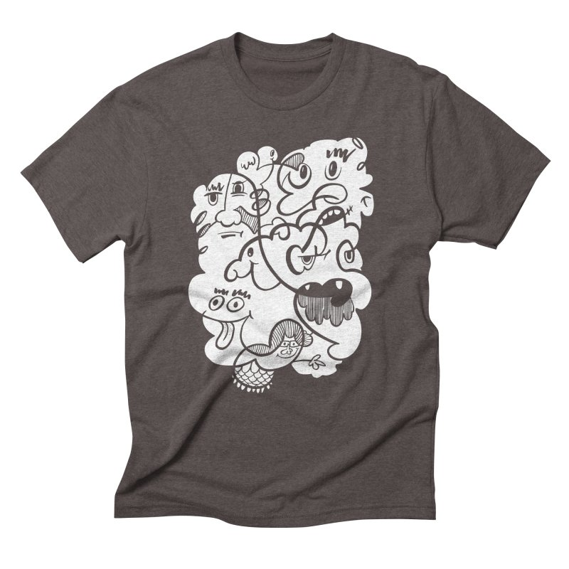 Just another doodle Men's Triblend T-Shirt by Favati