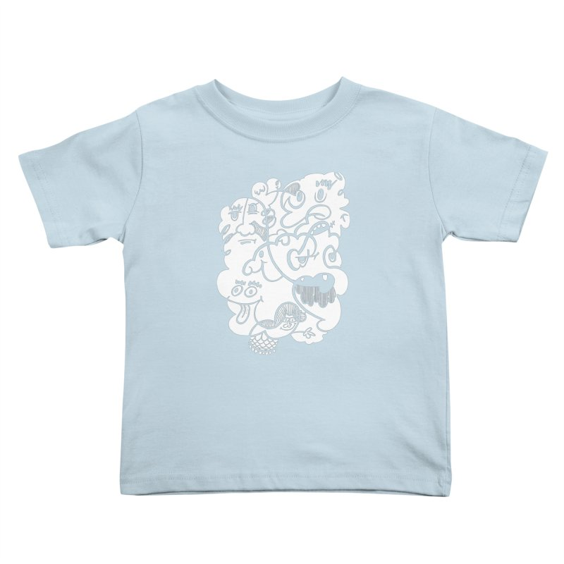 Just another doodle Kids Toddler T-Shirt by Favati