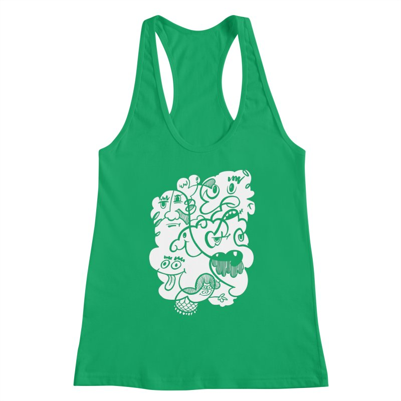 Just another doodle Women's Tank by Favati